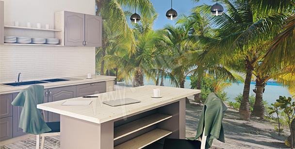 Fototapeta krajobraz do kuchni