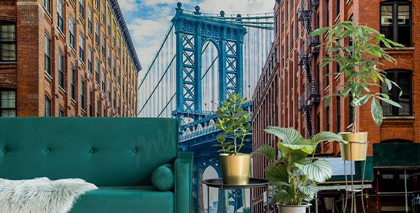 Fototapeta Manhattan Bridge