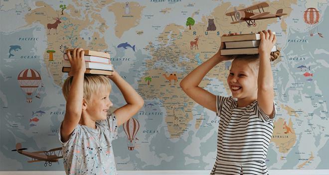 Powrót do szkoły 2021 – podpowiadamy, jak urządzić pokój dziecka