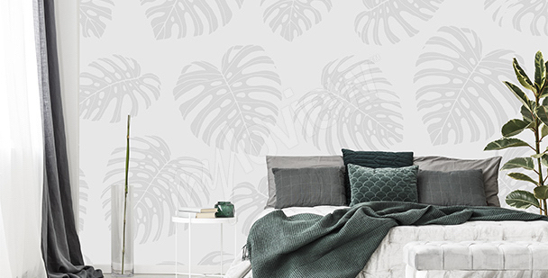 Fototapeta minimalizm do sypialni
