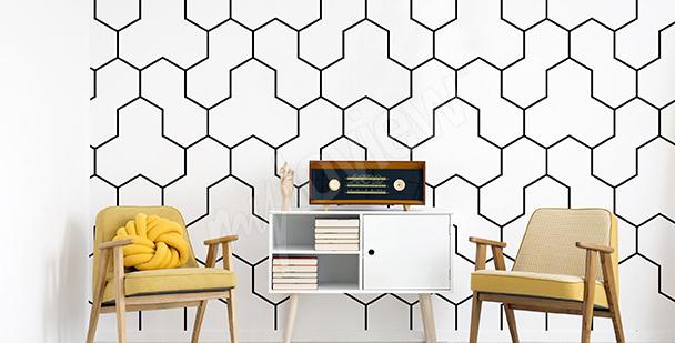Fototapeta minimalizm geometryczny