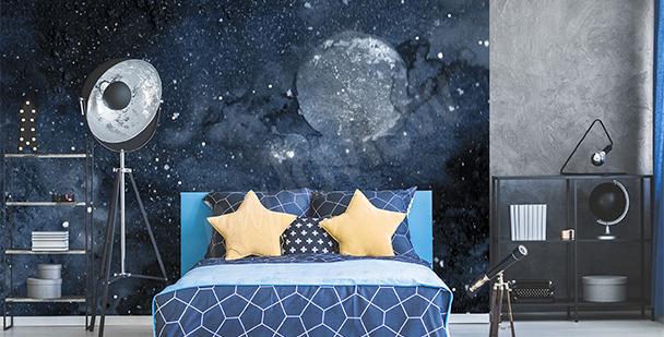 Fototapeta młodzieżowa kosmos