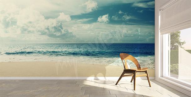 Fototapeta morze plaża