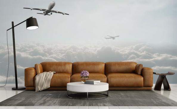 Fototapeta niebo minimalistyczne