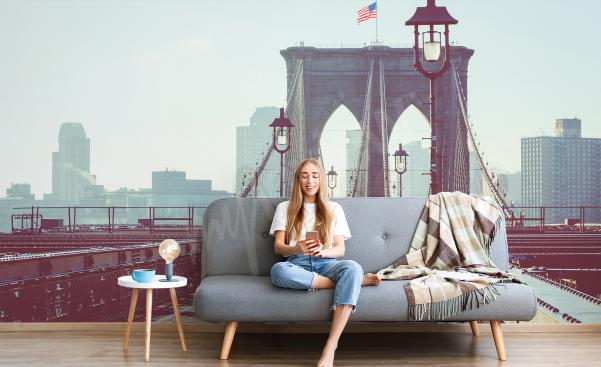 Fototapeta Nowy Jork do salonu