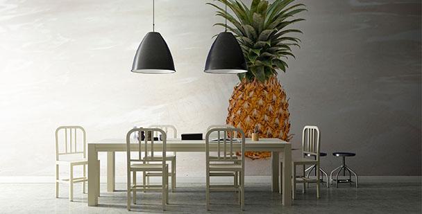 Fototapeta owoc ananas
