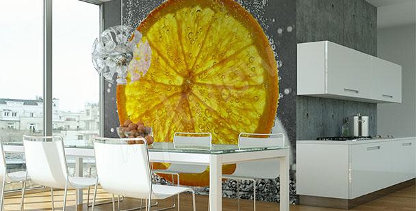 Fototapeta owoc pomarańczy