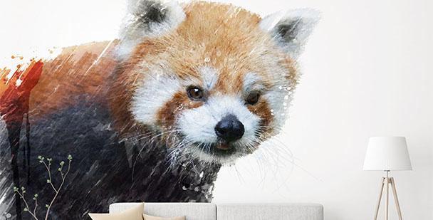 Fototapeta panda mała