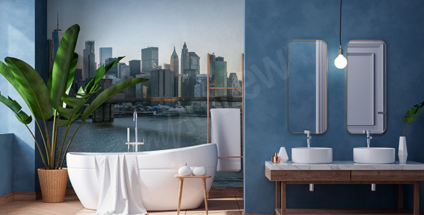 Fototapeta panorama Nowego Jorku