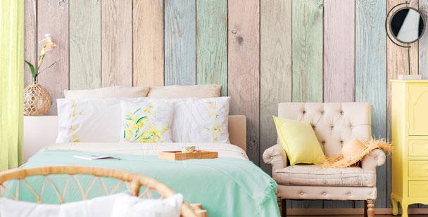 Fototapeta do sypialni minimalizm