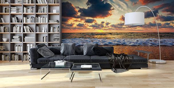 Fototapeta plaża do salonu
