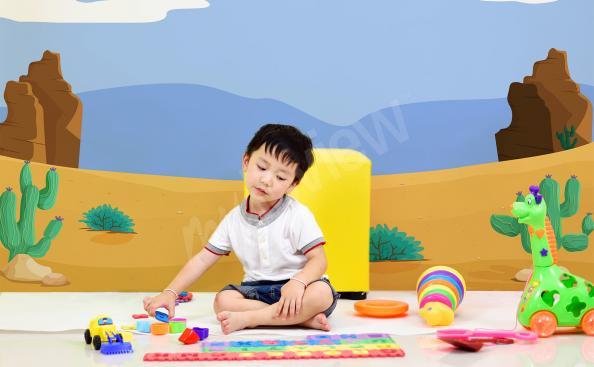 Fototapeta pustynia - do pokoju dziecka