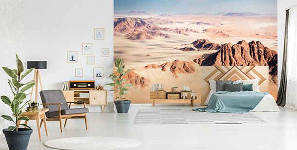 Fototapeta pustynny krajobraz