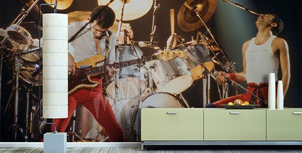 Fototapeta Queen na scenie