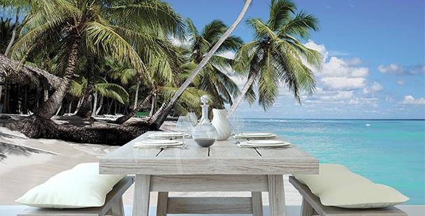 Fototapeta rajska wyspa