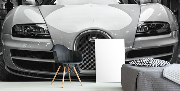 Fototapeta samochód Bugatti