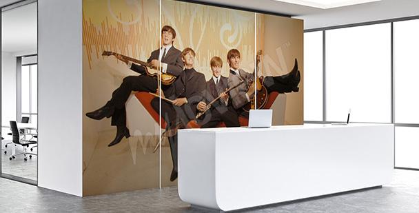 Fototapeta samoprzylepna Beatles