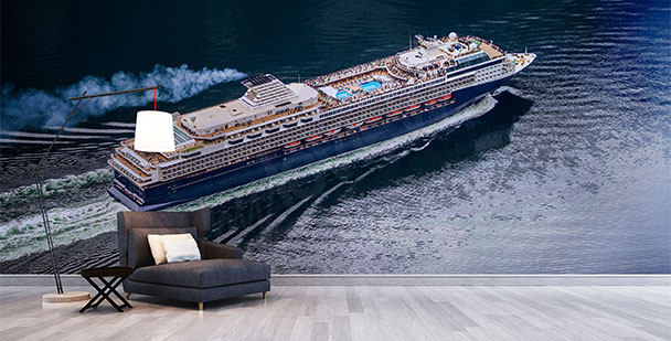 Fototapeta statek pasażerski