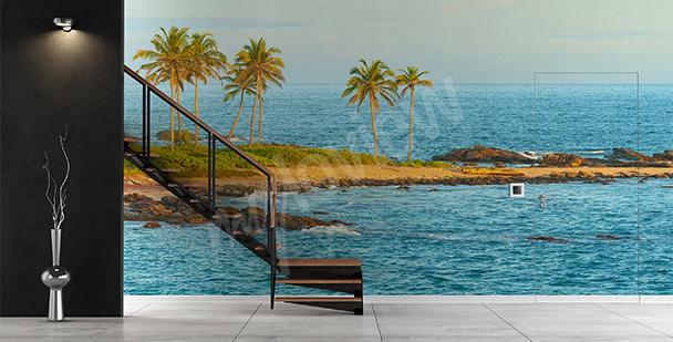 Fototapeta tropikalna Sri Lanka