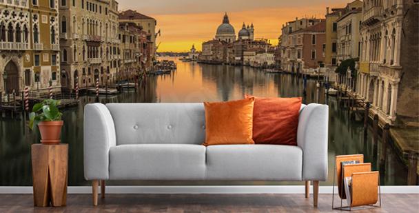 Fototapeta Wenecja o wschodzie słońca