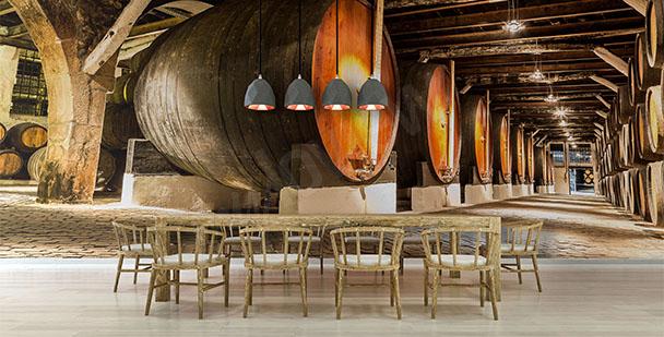 Fototapeta winnica w Portugalii