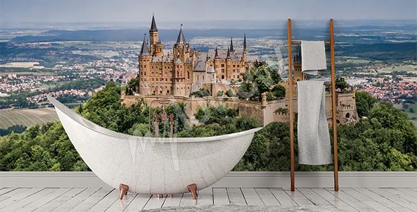 Fototapeta Zamek Hohenzollern