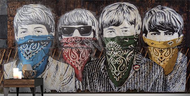 Fototapeta zespół The Beatles