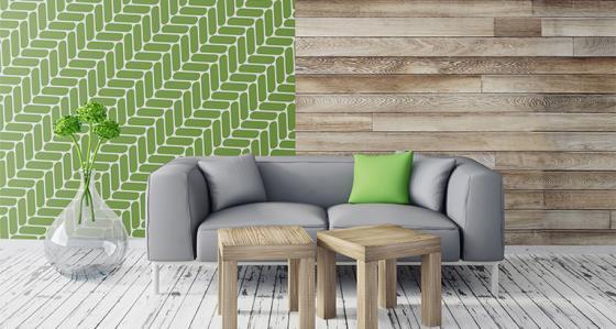 Greenery – kolor Pantone w Twoich wnętrzach