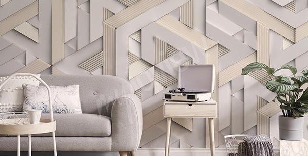 Fototapeta 3D minimalistyczna
