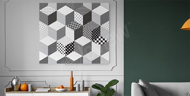 Geometryczny obraz 3D