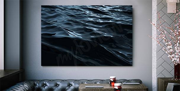 Graficzny obraz z morzem