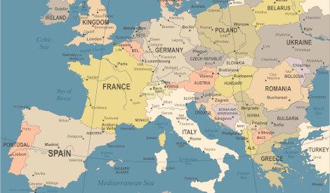 Mapa polityczna