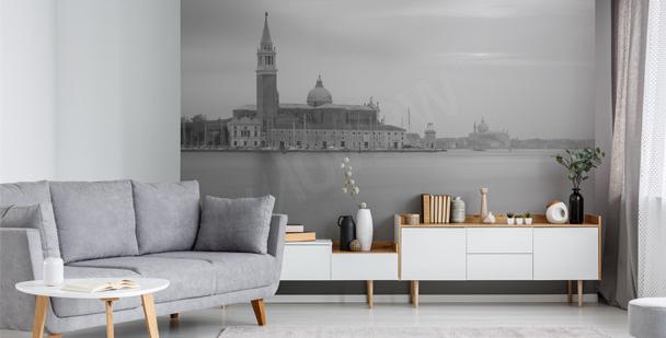 Monochromatyczna fototapeta Wenecja