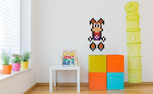 Naklejka na ścianę Rayman