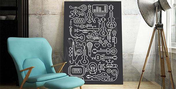 Plakaty Wg Kategorii Muzyka Plakaty Na ścianę Myloviewpl