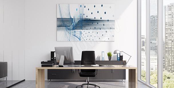 Obraz 3D do biura