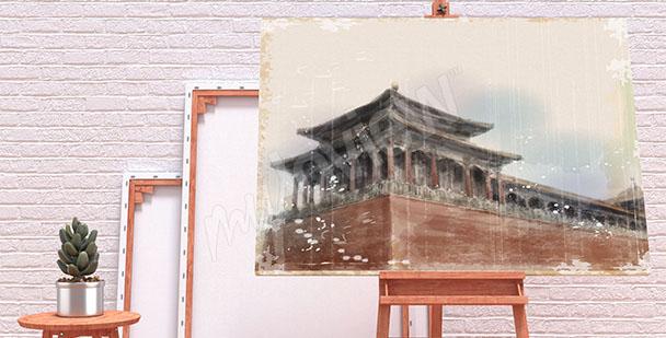 Obraz architektura Chin