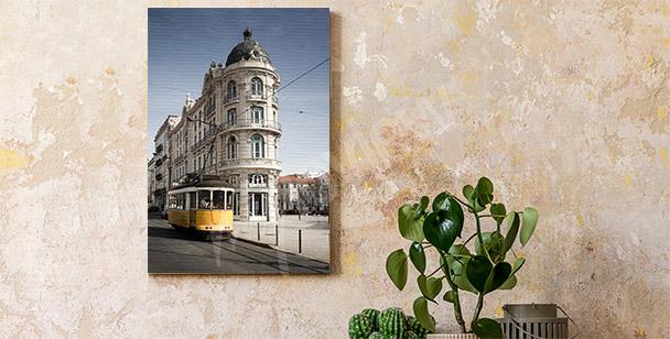 Obraz architektura Portugalii