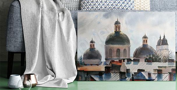 Obraz architektura Ukrainy