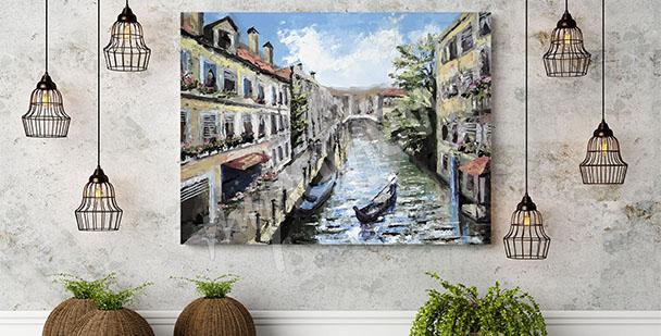 Obraz architektura Wenecji