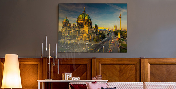 Obraz Berlin w słońcu