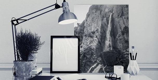 Obraz do biura góry