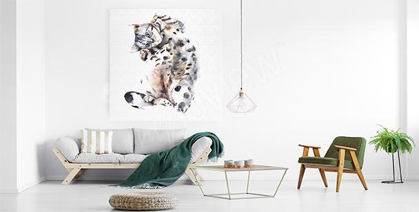 Obraz dziki zwierzak