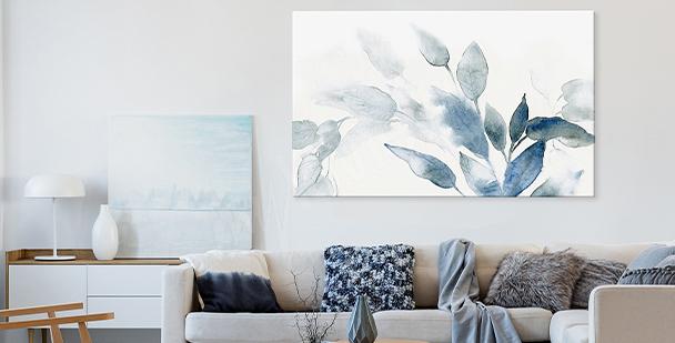 Obraz floral style w akwareli