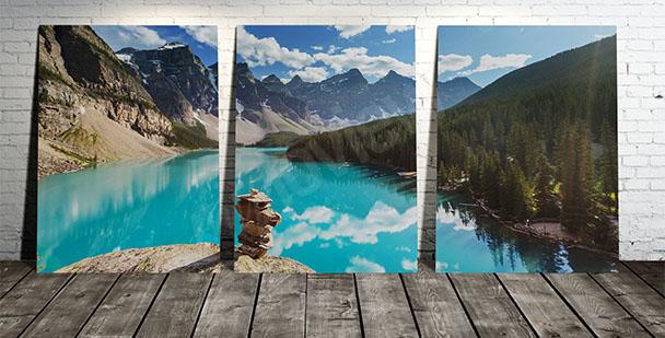 Obraz krajobraz Kanady