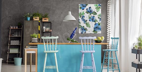 Obraz kwiaty do kuchni