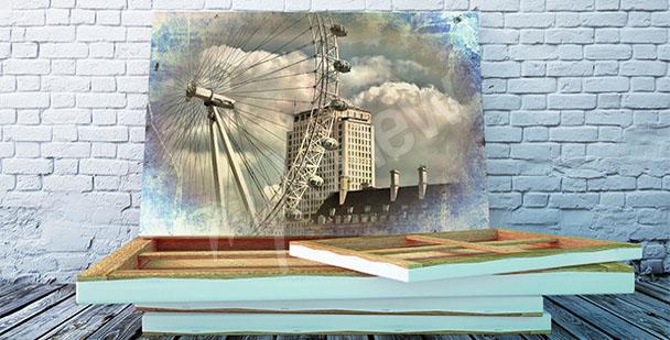 Obraz Londyn do salonu