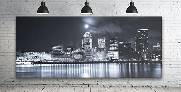 Obraz Londyn nocą