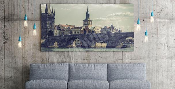 Obraz Most Karola