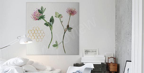 Obraz natura do sypialni